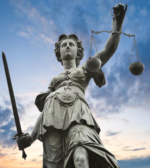 Justice o