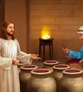010-迦拿娶亲的宴席-主耶稣使水变酒-20151220